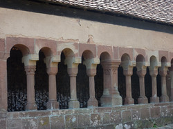 Colonnade romane