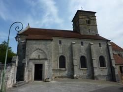 Eglise d' Ecrouves