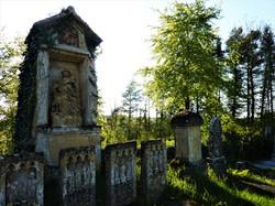 Cimetière Saint Hilaire - XIIe siècle