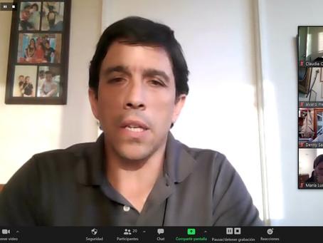 SUTMIN REALIZA WEBINAR JUNTO A SUS SOCIOS PARA CERRAR EL 2020