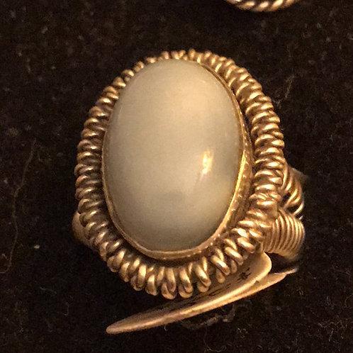 Owyhee Opal Ring sz4