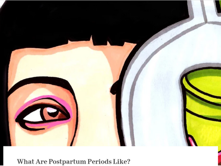 What Are Postpartum Periods Like?