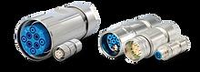 Метални кабелни конектори