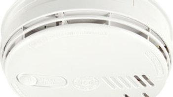 Aico Ei141RC Ionisation Smoke Alarm 230V + 9V Alkaline Battery Back-up