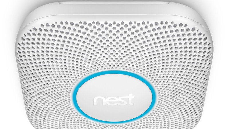 Nest Protect Smoke & Carbon Monoxide Alarm - Wired S3003LWGB