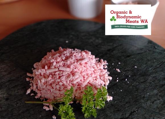 1kg Organic Suet - Beef Fat