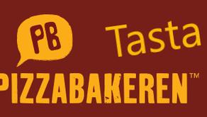 Lysten på Pizza fra Pizzabakeren Tasta til 163,-