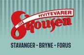 Skousen - Stavanger/Bryne/Forus
