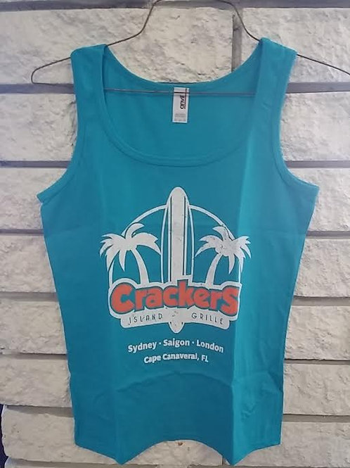 Crackers Ladies Tanks
