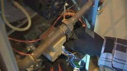 Oil burner repair