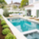 BEAUTIFUL OUTDOOR LIVING SPACES + OUR POOL REMODEL