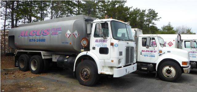 Alcus Oil Truck