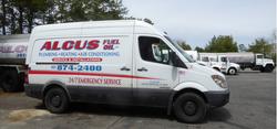 Alcus Van