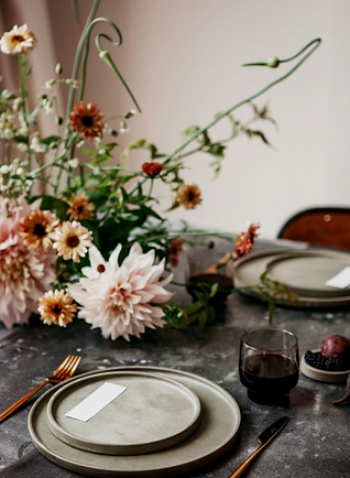 Holiday Table Round Up