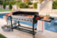 Rent a Grill, BBQ or Grill Master