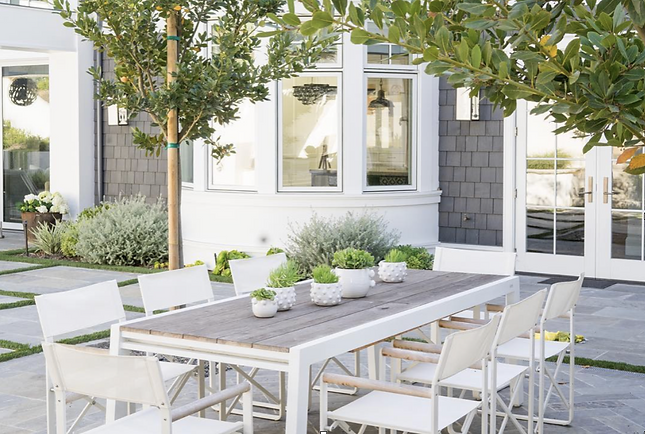 GET THE LOOK: CALIFORNIA CASUAL PATIO