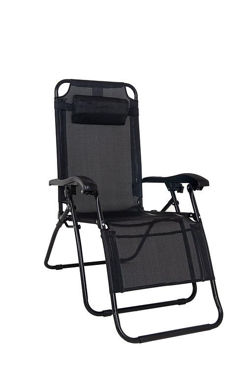 Straame Premium Gravity Chair - Black