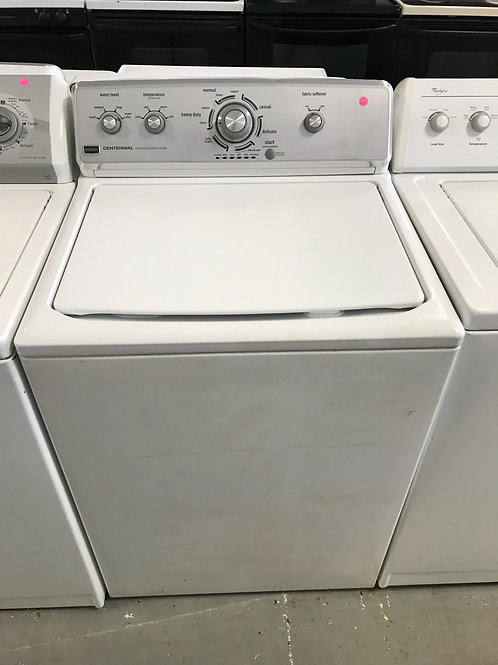 Maytag top load washer 0084