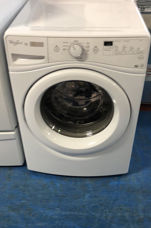 """27""""whirlpool stackable washer great works with 90 days warranty"""