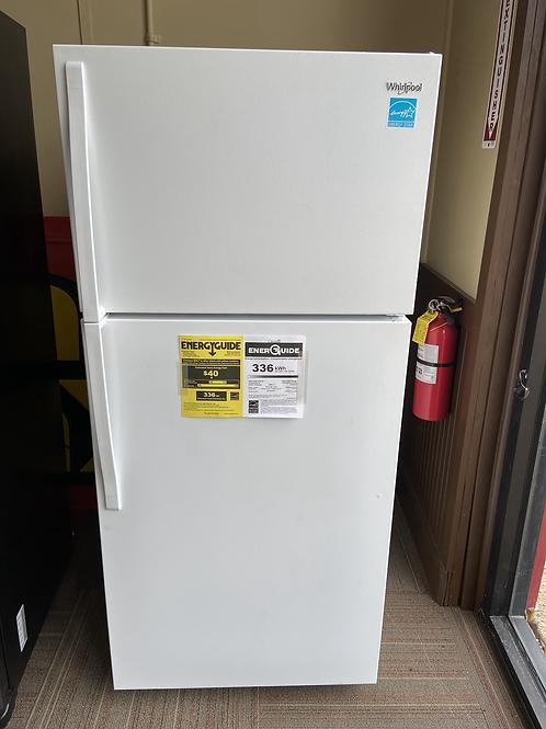 Brand new scratch dent top bottom fridge with warranty