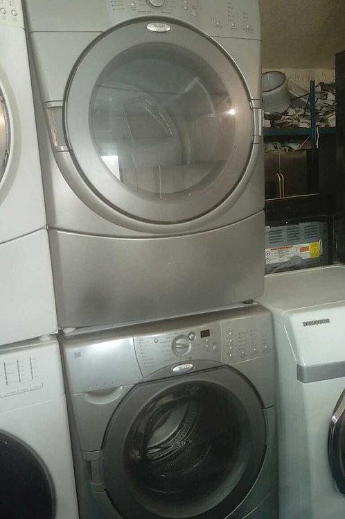 whirlpool washer dryer set