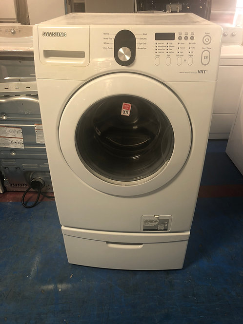 "27""Samsung stackable washer great work with 90 days warranty"