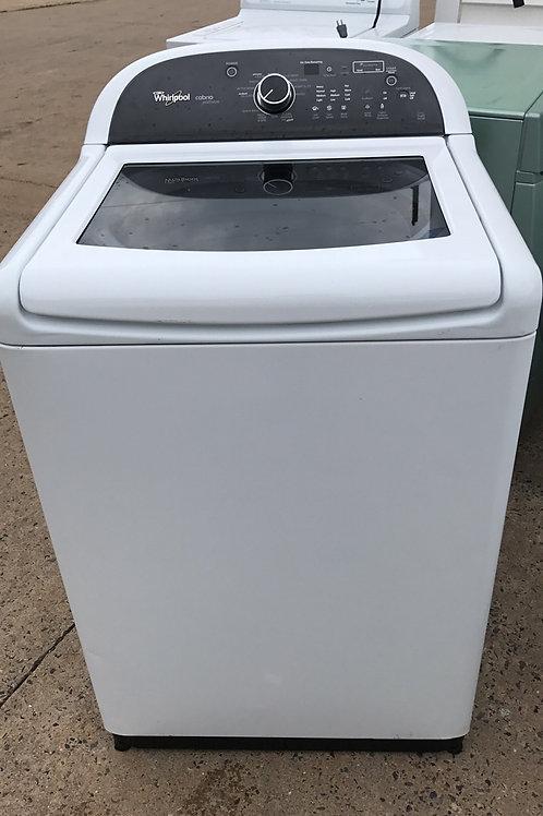 Whirlpool Cabrio Washer Dryer Set 90 Days Warranty