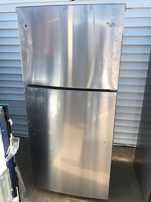 Brand new Stainless Fridge with 1 Year Warranty