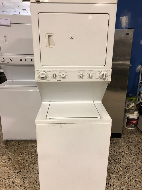 """27"""" KENMORE STACK UNIT ELECTRIC WITH WARRANTY"""