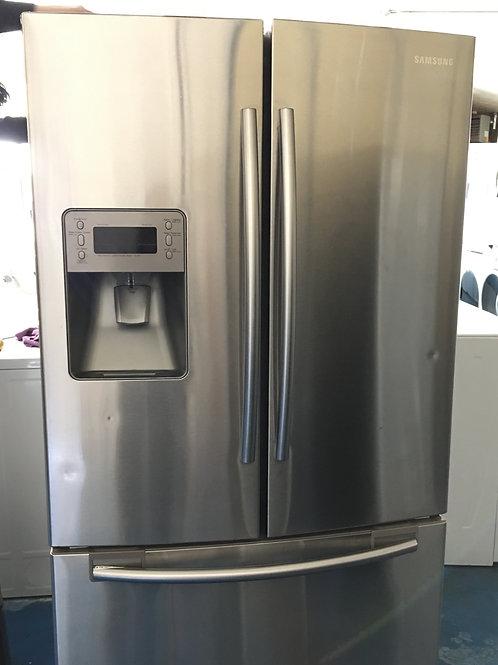 Samsung stainless fridge