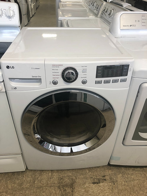 """27"""" NEW LG FRONT LOAD DRYER ELECTRIC WITH ONE YEAR WARRANTY"""