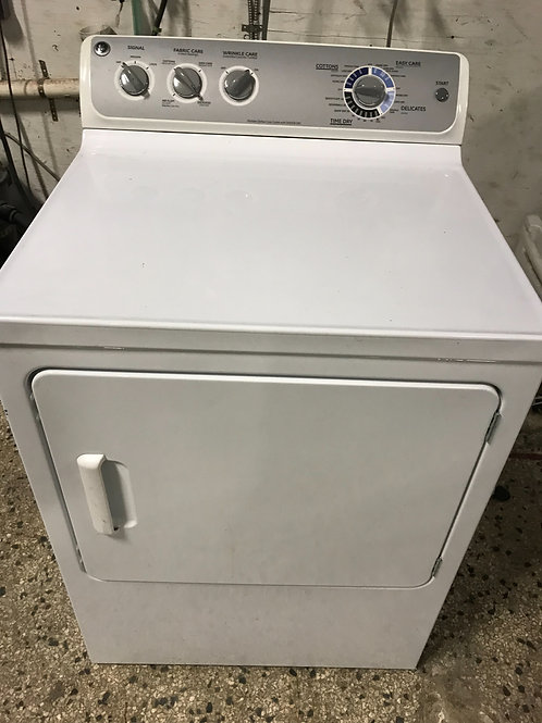 Ge top load washer dryer set works great 60 days warranty delivery installation.