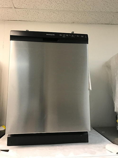 """Frigidaire brand new open box stainless steel dishwasher works great 24""""."""
