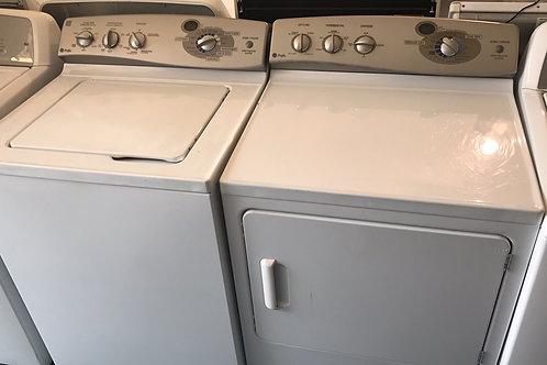 Ge Profile Washer Dryer Set 90 Days Warranty