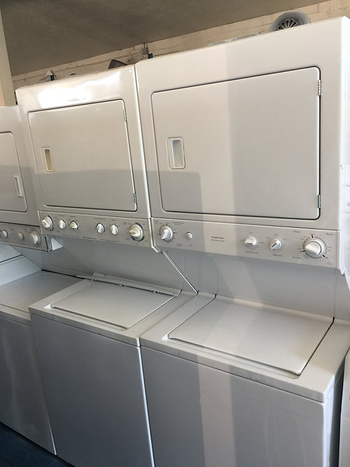 """27""""stackunit stackable washer dryer with 90 days w"""