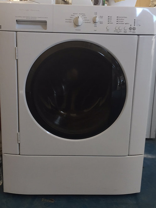Frigidaire stackable washer with 90 days warranty