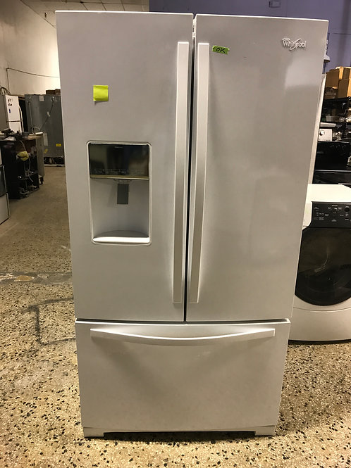 36by69 whirlpool gold series french door fridge
