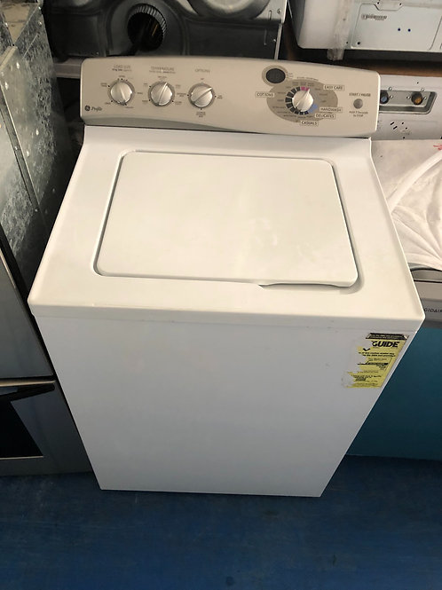 Ge profile top load washer great working order with 90 days warranty