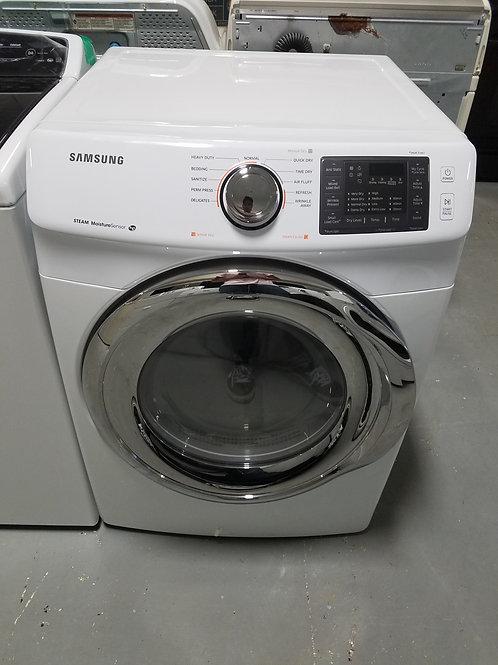 27 inch New Samsung Gas Dryer
