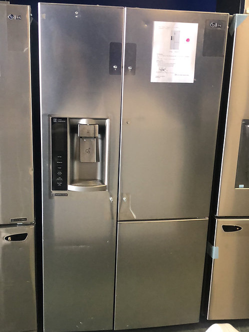 Brand new LG stainless steel door in door side by side with 1 yr warranty