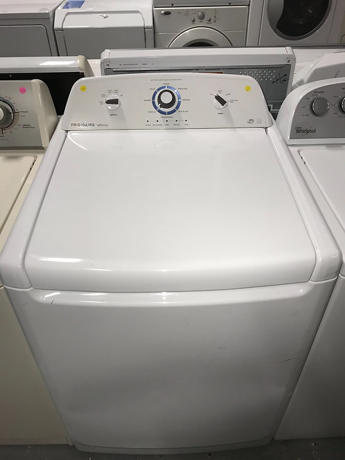 Frigidaire large top load washer