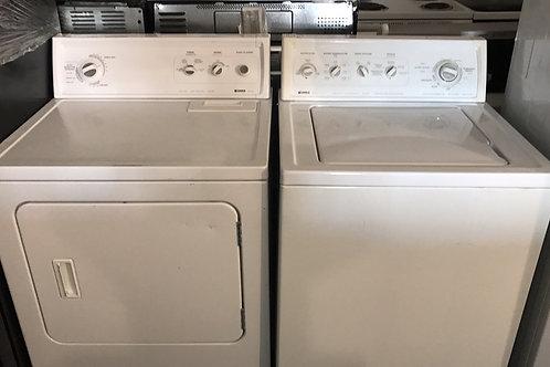 Kenmore Washer Dryer 90 Days Warranty