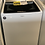 Thumbnail: Brand new whirpool Black Glass top load washer with One year warranty