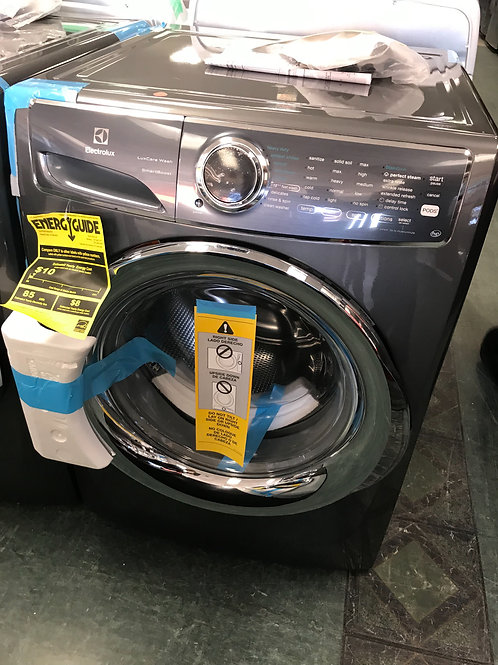 """Electrolux brand new open box stackable washer 27""""."""