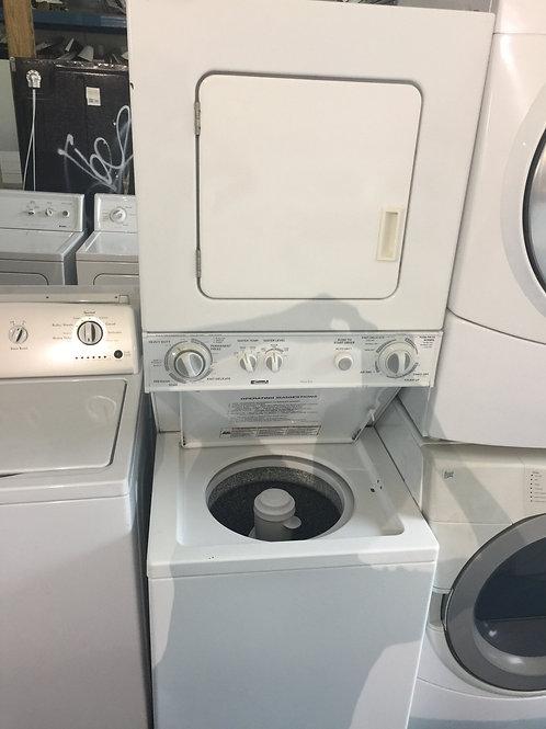 """24""""kenmore stackunit washer dryer 90 days warranty"""