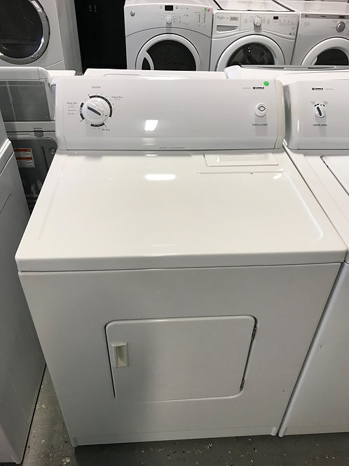 Kenmore Front Load Dryer 0049