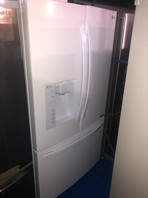 """36""""new scratch and dent lg Frenchdoor fridge with 1 year warranty"""