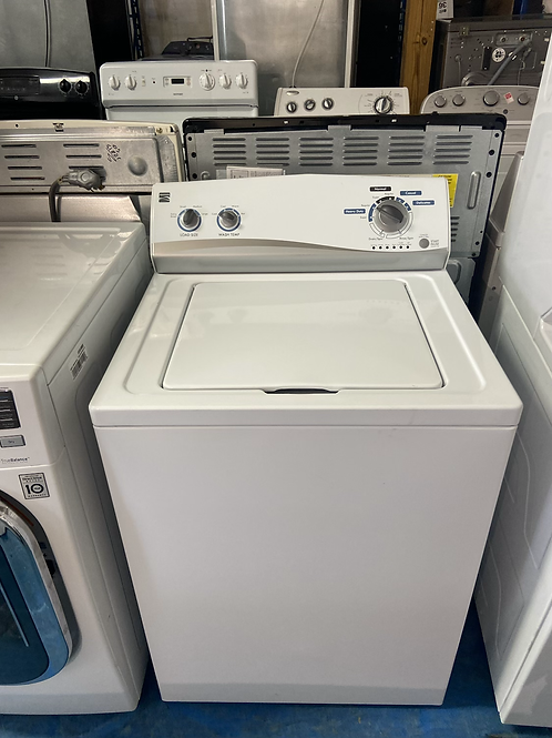 Kenmore top load washer great working order with 60 days warranty
