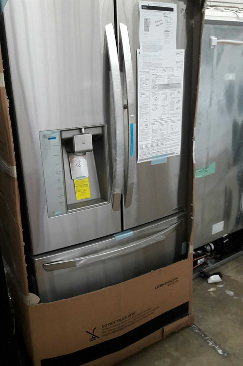 brand new LG French door  stainless steel