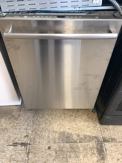 """24"""" NEW BOSCH DISHWASHER STAINLESS STEEL WITH ONE YEAR WARRANTY"""